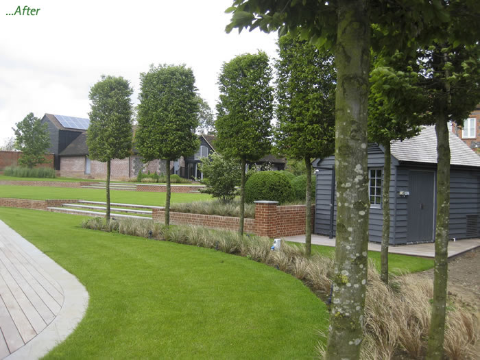 Top 28 rural landscape design ideas a timeless new for Rural garden designs